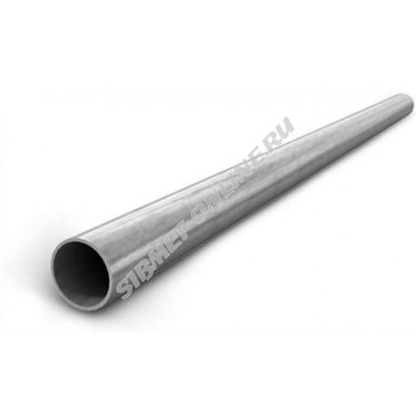 Труба ВГП 15х2,8 оц. / 6 м / (8 кг/шт)