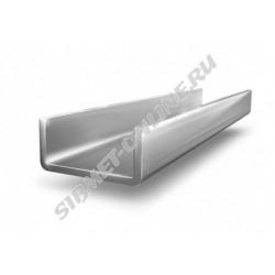 Швеллер 10 П / 6 м / ст 3 ПС ГОСТ 535-88 ( 52,5 кг/шт )