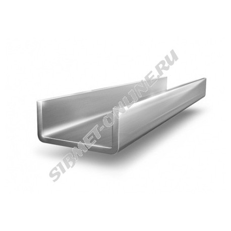 Швеллер 16 У р/мер/ ст3СП-5 ( 14,2 кг/м)