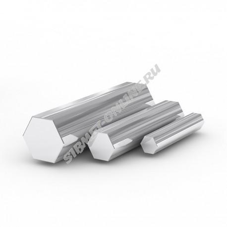 Шестигранник 12 / р/мер / ст 45 ( 0,979 кг/м )