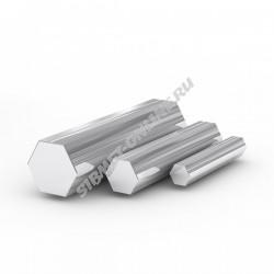 Шестигранник 50 / р/мер / ст 45 ( 17 кг/м )